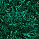 1 LB KRINKLE PAPER -  HUNTER GREEN